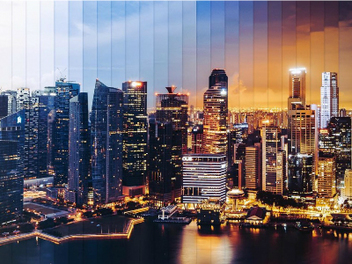 世界各地的「時間切片」,深刻為光影變化的美麗感動