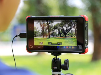 首款支援4K HDR顯示 - ATOMOS Ninja Flame監視記錄器搶鮮試用!
