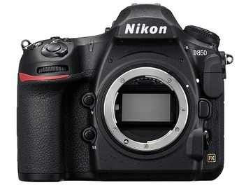 Nikon D850 發表,搭載 4,570 萬畫素背照式感光元件、7fps 連拍並具備 4K 錄影功能