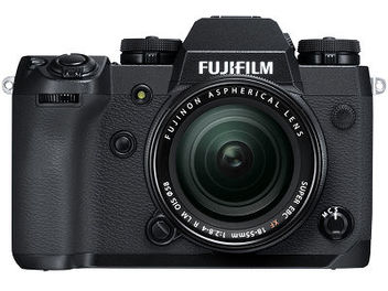 專為錄影而生!首度搭載五軸防手震的FUJIFILM X-H1發表