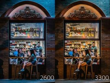 如何利用白平衡來改變照片的情緒?