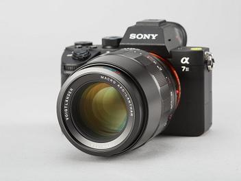 1:1放大倍率的微距神鏡:Voigtlander MACRO APO-LANTHAR 110mm F2.5