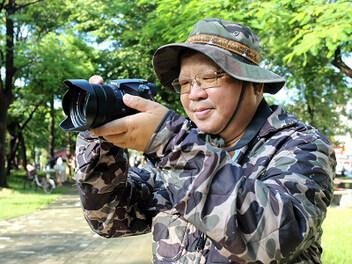 高倍率高畫質且輕巧易攜的Sony RX10 IV,是拍飛羽的絕佳利器:專訪資深生態攝影觀察家邱明德