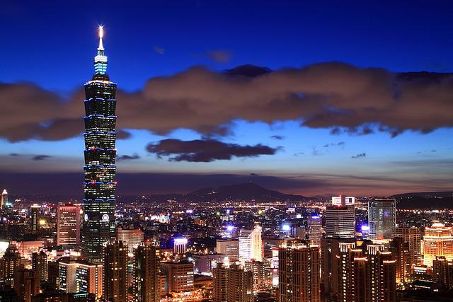 台北 101 跨年烟火热门景点,象山 虎山全攻略图片