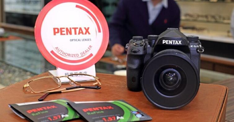 PENTAX 相機愛用者,配眼鏡也要選 PENTAX?風景攝影師許展源告訴你為什麼!