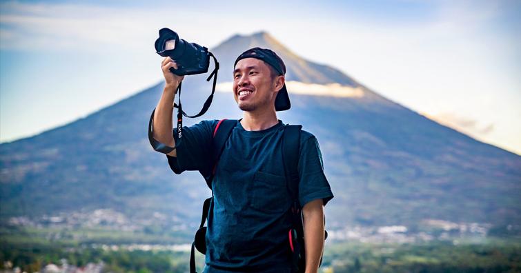 IPA常勝軍&背包客攝影師康康眼中的Sony RX10 IV:高倍率和超高速自動對焦讓我更從容將世界各地的人文美景囊括入鏡