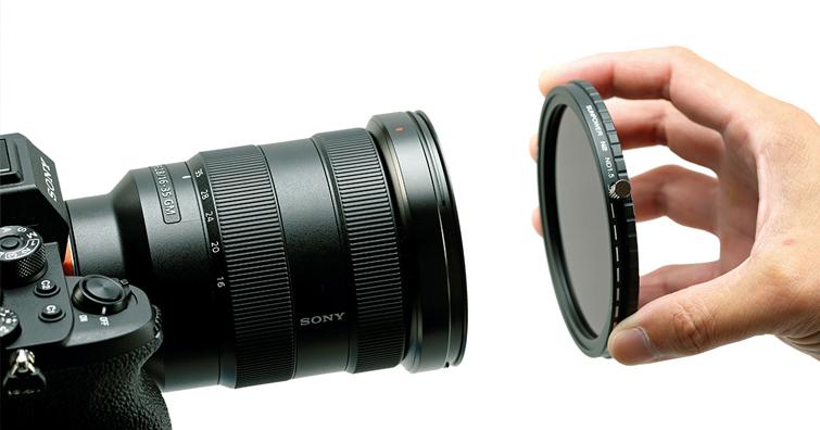 讓風景寫真更加直覺方便:SUNPOWER KISS磁吸式鏡片與N2可調式偏光減光鏡