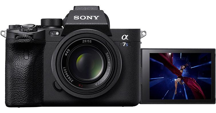 【乳摸】A系列首見側翻式螢幕!Sony A7S III盧山真面目現身