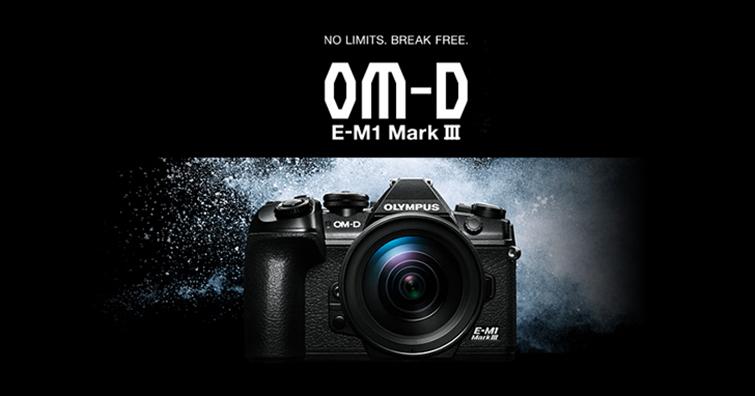 OLYMPUS推出E-M1 X、E-M1 Mark III、E-M1 Mark II和E-M5 Mark III最新韌體更新!更完整支援新鏡ED 100-400mm