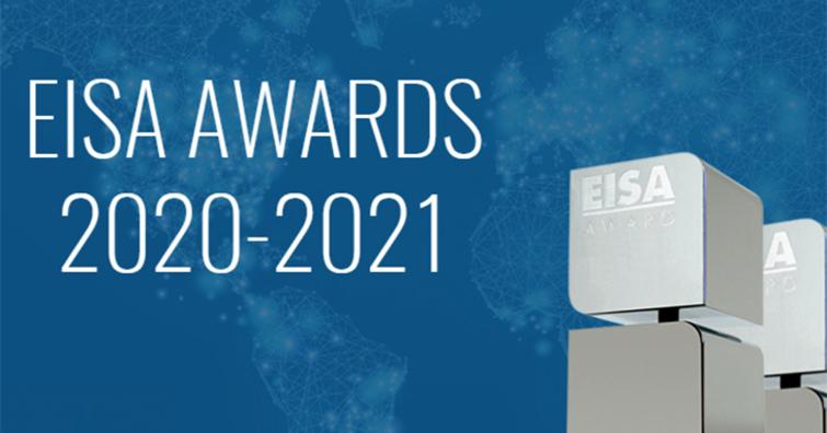 2020-2021年度EISA AWARDS影像類得獎名單公布,FUJIFILM X-T4獲年度相機殊榮