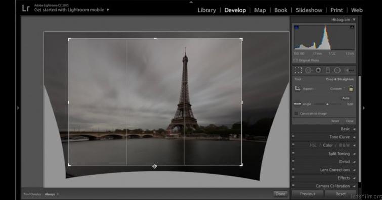 活用Lr和Ps兩套軟體,讓平凡風景照也能變大師作品
