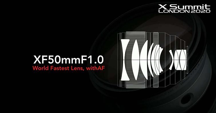 【乳摸】富士XF 50mm F1 R WR鏡頭即將發表?