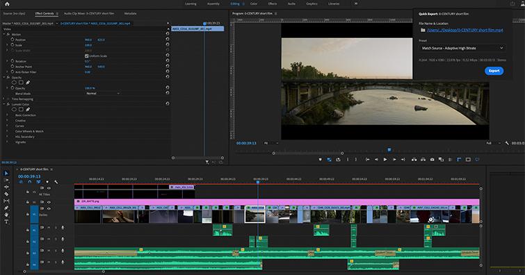 Adobe發佈Creative Cloud影音工具創新功能!有效簡化工作流程