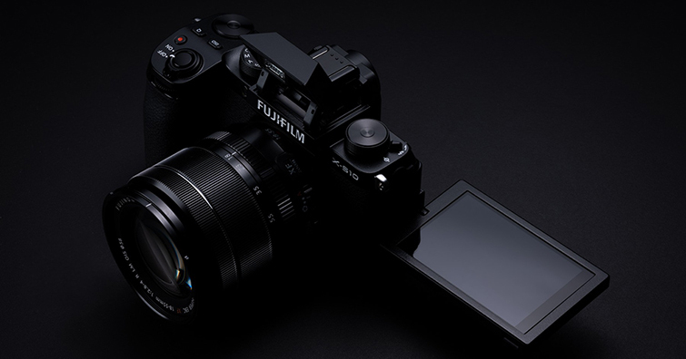 FUJIFILM X-S10將於11/19與全球同步開賣,建議售價28,900元