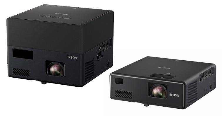 最小的體積、最大的感動!Epson不安於「視」推出全球最小的3LCD雷射投影機!