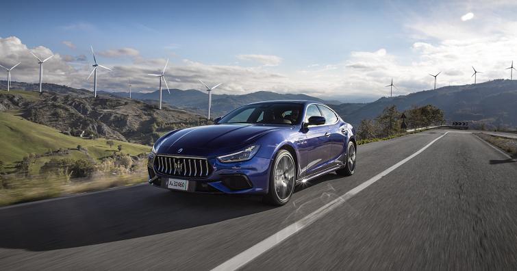 Maserati 新世代油電動力 Ghibli MHEV 358萬起 豎立全新性能典範