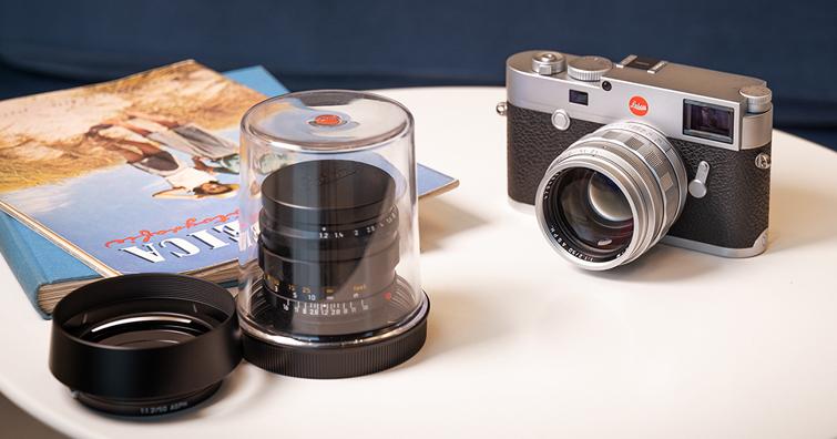 劃時代鏡頭回歸,Noctilux-M 50 f/1.2 ASPH.鏡頭現已加入徠卡經典系列