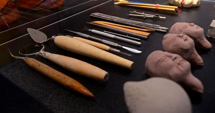 繁花似錦的外牆裝飾,再現匠師職人技藝,二0七博物館推出「老房子化妝師」特展