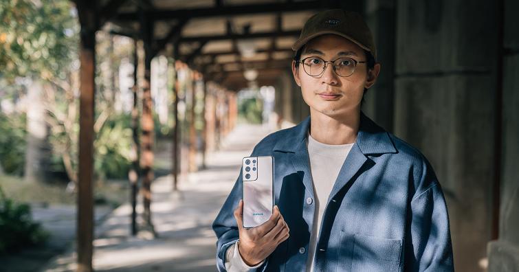 Samsung Galaxy S21 Ultra 5G╳金曲獎鬼才導演殷振豪:讓創作更貼近自然日常