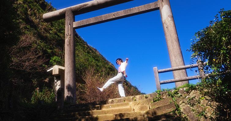 【人像教室】山城歷史巡禮:冬初金瓜石遊拍趣