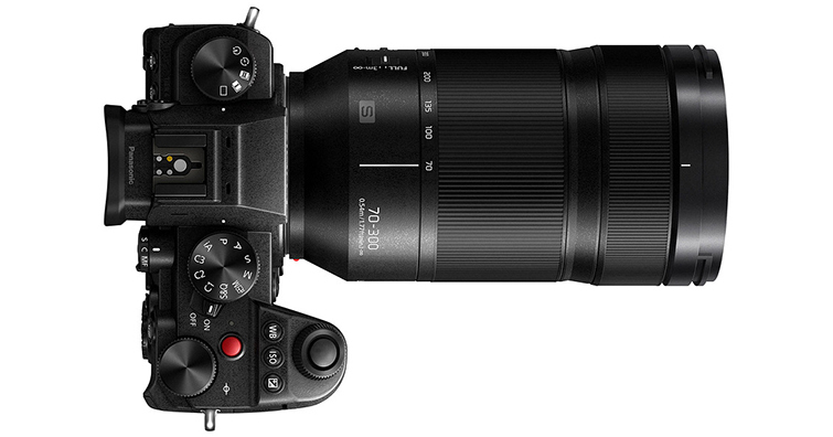 【CP+ 2021】Panasonic發布L-mount第一顆望遠變焦鏡LUMIX S 70-300mm F4.5-5.6 MACRO O.I.S.