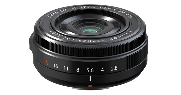 【CP+2021】富士XF27mmF2.8 R WR預計3月11日發售,建議售價約NT$ 12,000
