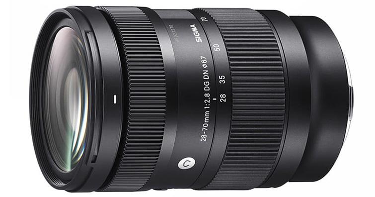【CP+ 2021】SIGMA 28-70mm F2.8 DG DN | Contemporary預計三月中旬發售,建議售價約NT$ 26,000