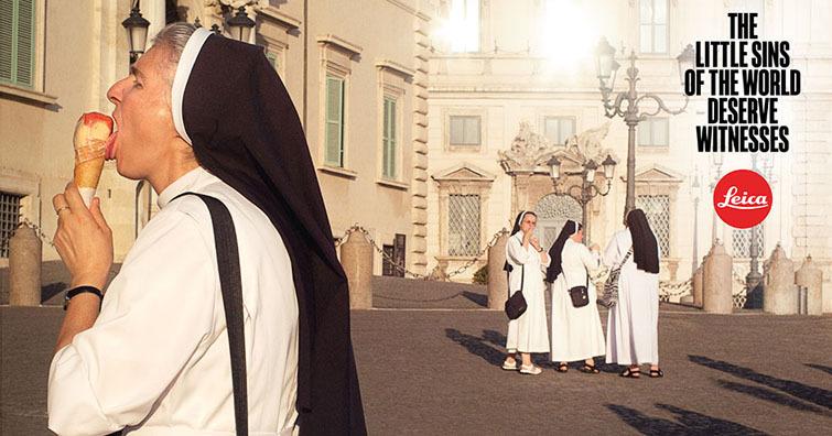 徠卡這季廣告宣傳主軸 The World Deserves Witnesses,向所有使用徠卡相機記錄世界之美人們致敬