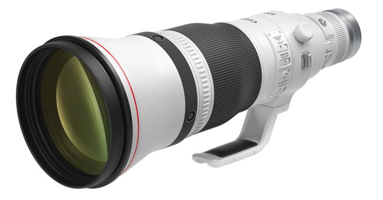 Canon RF 400mm F2.8 L IS USM、RF 600mm F4 L IS USM 超望遠鏡頭發佈,可充分滿足專業攝影師望遠寫真需求