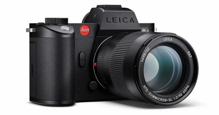 徠卡SL2-S韌體升級2.0版本 新功能全面強化影片拍攝性能