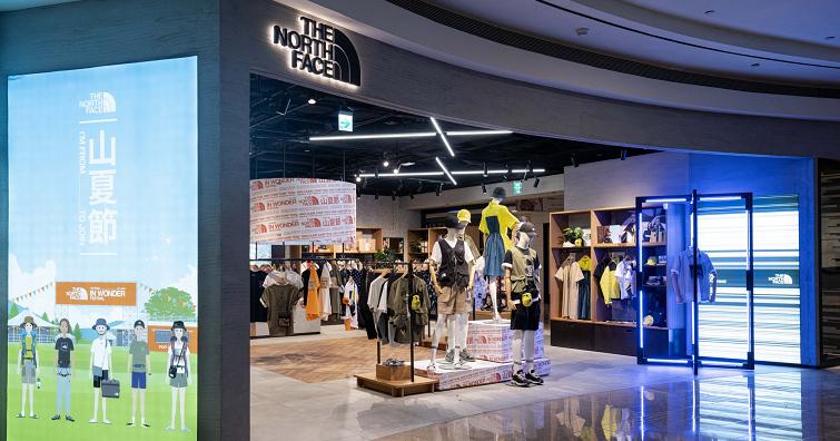 【戶外生活】探索,從這裏出發!THE NORTH FACE台北101旗艦店正式開幕