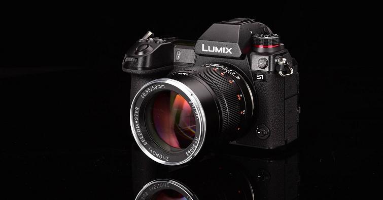 中一光學推出首款L卡口50mm F0.95超大光圈定焦鏡頭