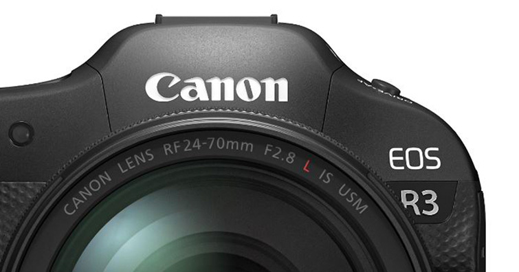 【乳摸】Canon將於6月29日發佈EOS R3相機,並同步推出RF 14-35mm F4 L IS USM??