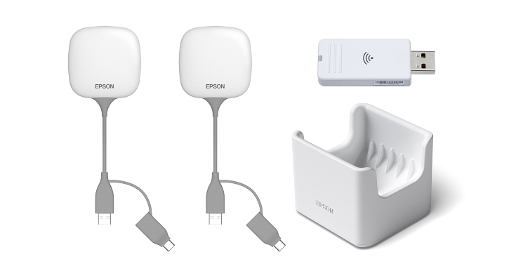 無所「線」制!Epson無線簡報分享系統 輕鬆改造傳統會議空間 隨插即用、一鍵投影 多人簡報會議流暢又便利!