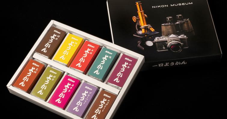 享受Nikon羊羹「辣椒」新味道,徹底挑戰你的味蕾 !!