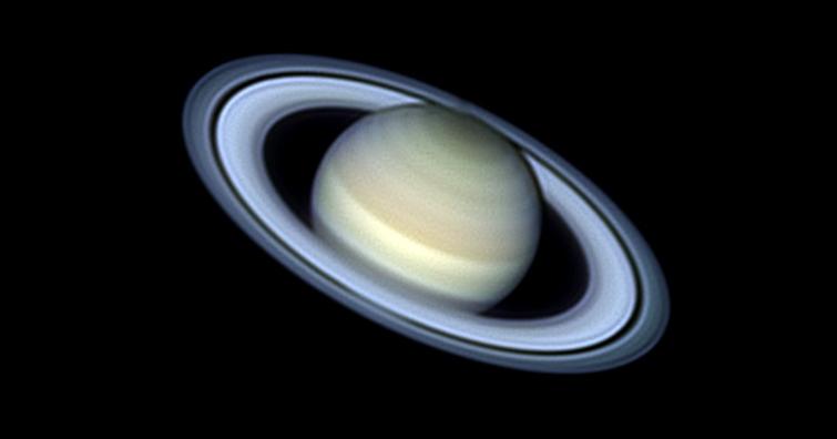 最美行星登場,8月2日土星衝就看臺北天文館線上直播!