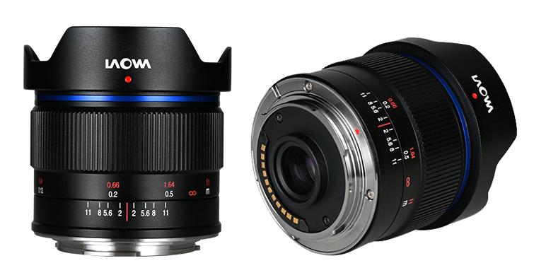 老蛙 MFT AE 7.5mm F2.0 C-Dreamer超廣角鏡頭,新增電子接點設計
