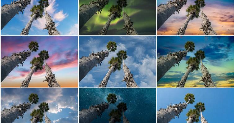 Adobe Photoshop 桌面及 iPad 版推出天空替換、修復筆刷和魔術棒等重大功能更新