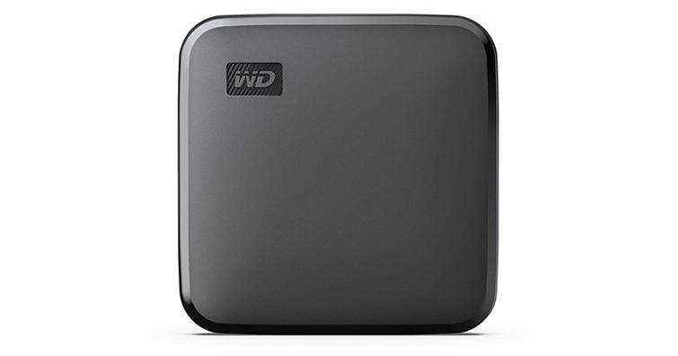 Western Digital 推出全新 WD Elements SE SSD,最大容量2TB售價NT$ 6,590