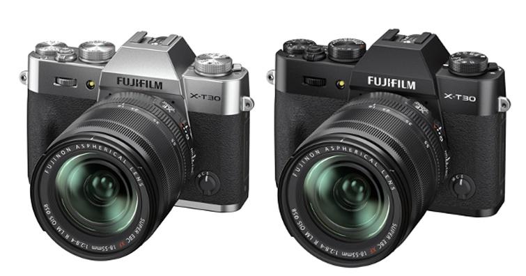 FUJIFILM推出新品X-T30 II,將配置升級版LCD以及4K/30P錄製能力