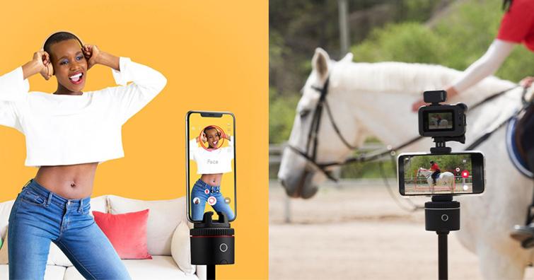追焦神器 翻玩你的手機視野- PIVO追焦雲台正式引進台灣市場