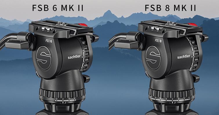 Sachtler FSB MK II系列正式發售,提供可重複且可靠的攝影機拍攝支援