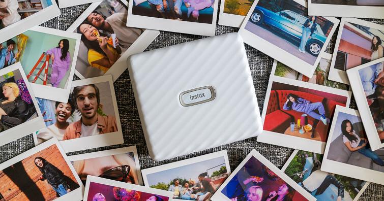 富士推出全新手機印相機instax Link Wide!寬幅底片 QR Code列印 印出更多美好回憶